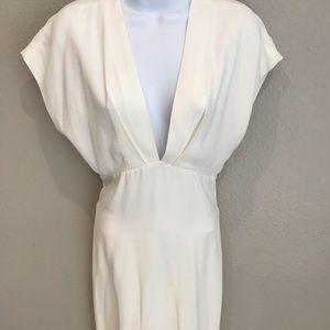 Barbra Bui Off White Dress